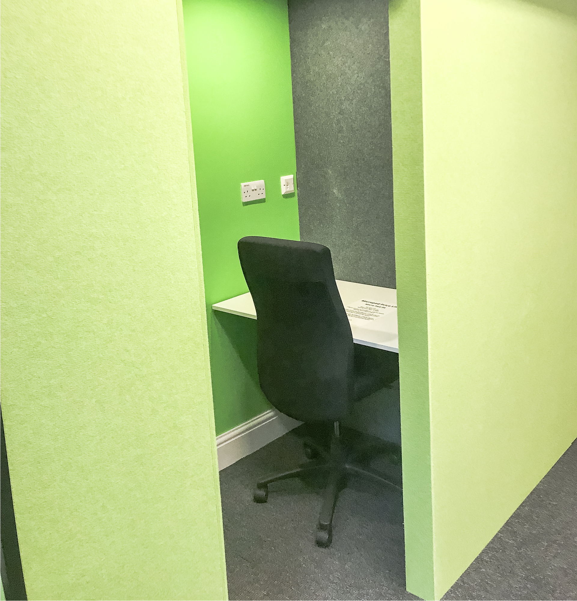 Hot Desk 1 - Liscard Business Centre